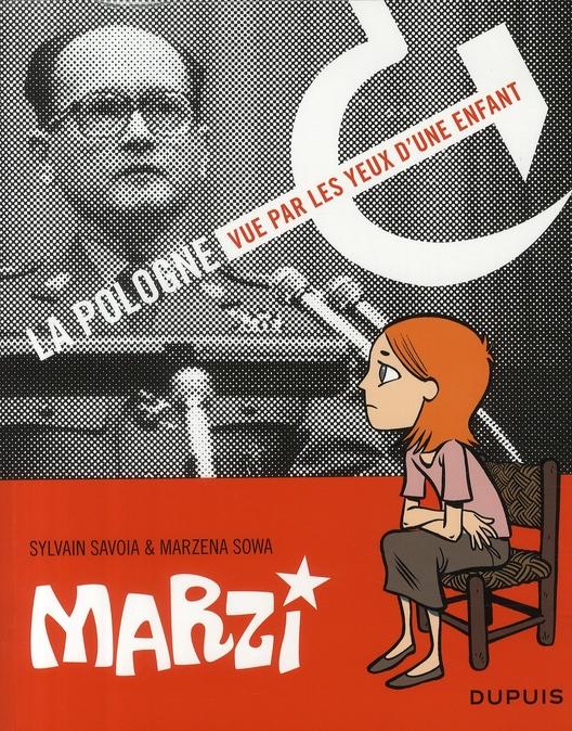 MARZI (INTEGRALE) - T1 - LA POLOGNE VUE PAR LES YEUX D'UNE ENFANT