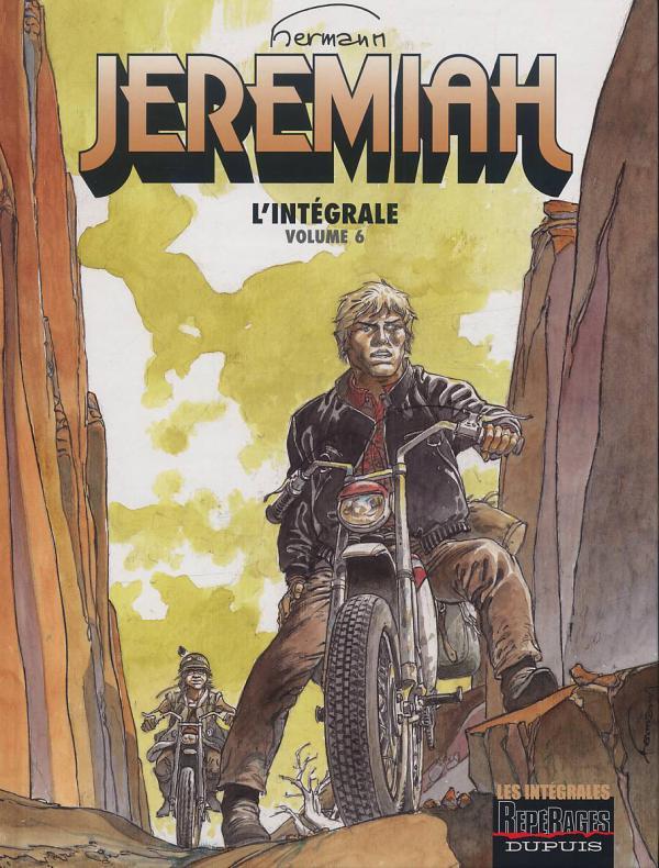 JEREMIAH (INTEGRALE) - INTEGRALE JEREMIAH T6 (VOLUMES 21 A 24)