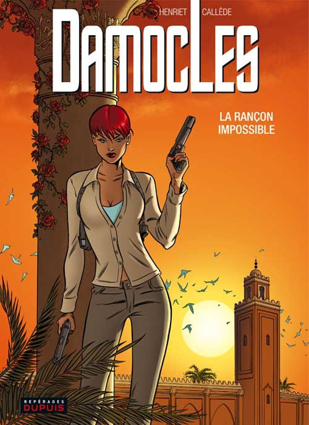 DAMOCLES T2 LA RANCON IMPOSSIBLE