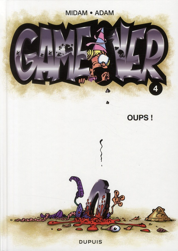 GAME OVER - T4 - OUPS !