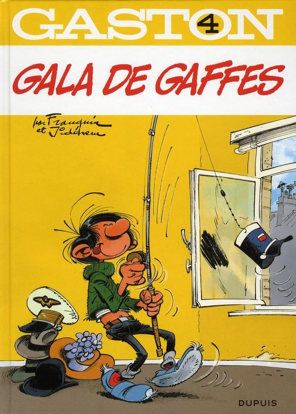 GALA DE GAFFES - GASTON - T4