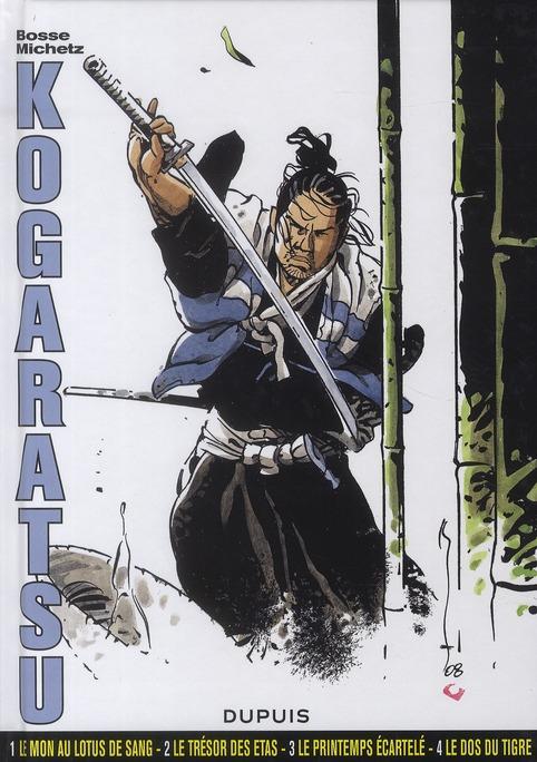 KOGARATSU (INTEGRALE) - T1 - INTEGRALE KOGARATSU 1