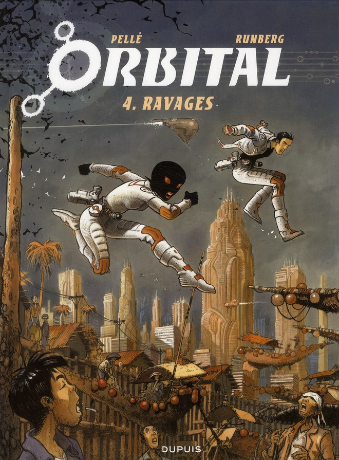ORBITAL - T4 - RAVAGES