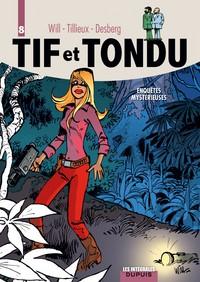 TIF ET TONDU (INTEGRALE) - T8 - TIF ET TONDU