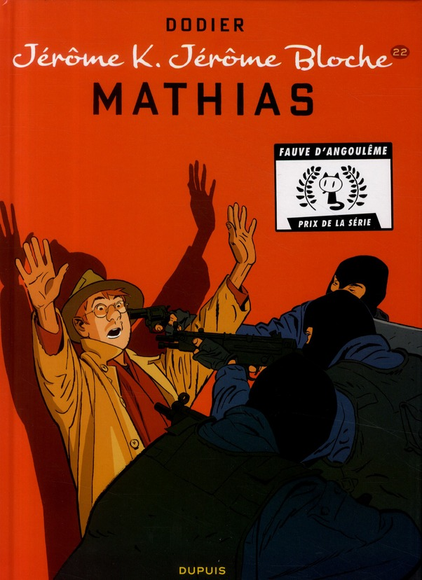 JEROME BLOCHE - T22 - MATHIAS