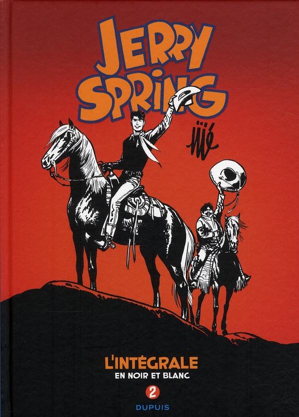 JERRY SPRING 1955-58 INTEGRALE - JERRY SPRING - INTEGRALE - T2