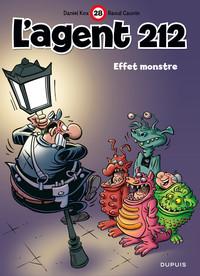 AGENT 212 - T28 - EFFET MONSTRE