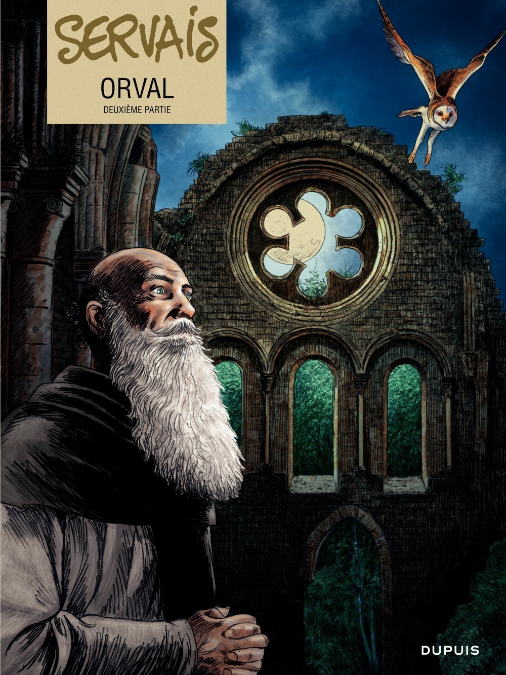 ORVAL - TOME 2 - ORVAL 2/2