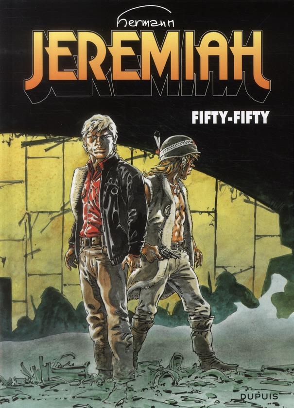 JEREMIAH (DUPUIS) T30 JEREMIAH T30