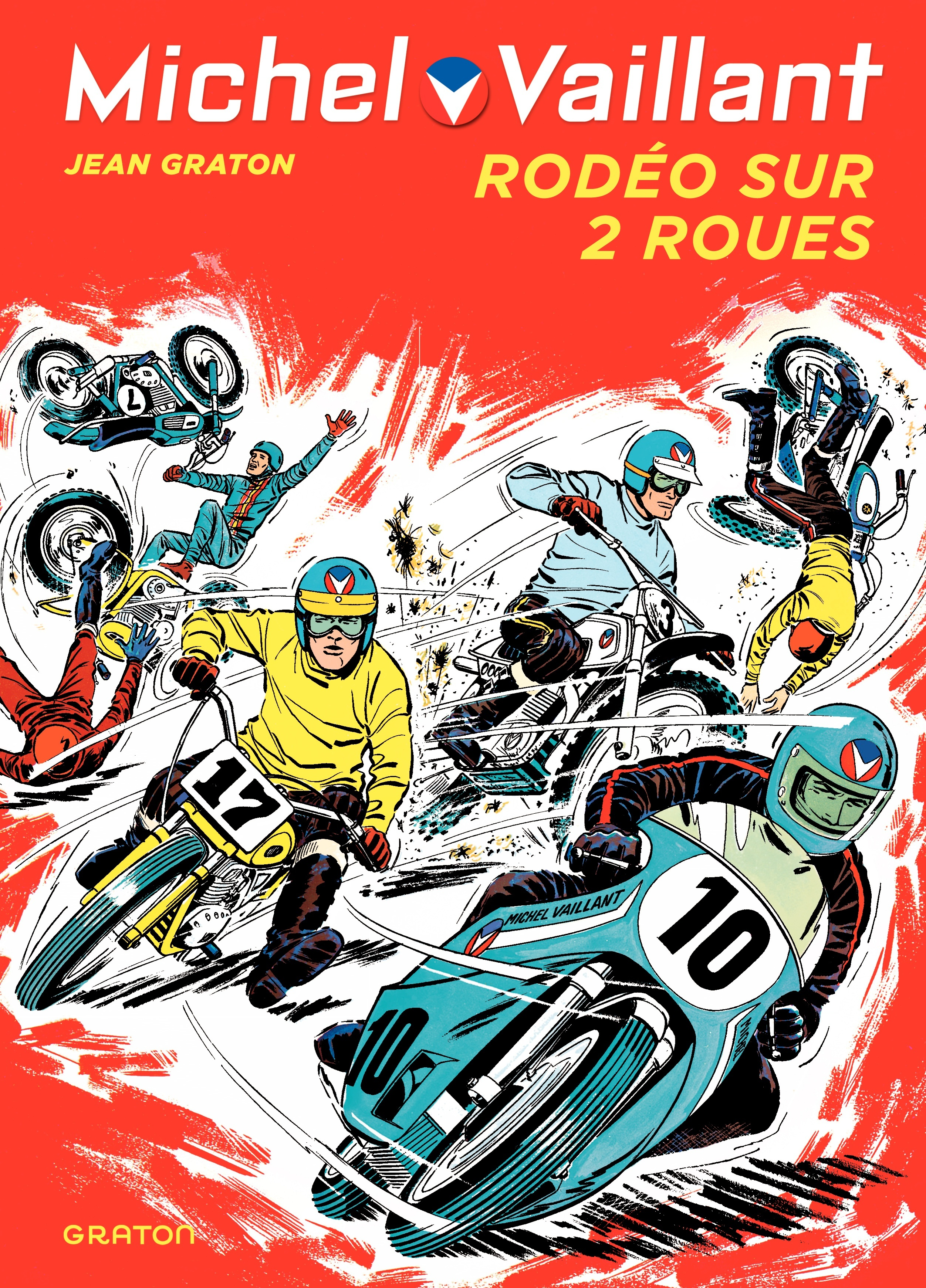 MICHEL VAILLANT T20 - RODEO SUR DEUX ROUES - MICHEL VAILLANT NOUV SAISON