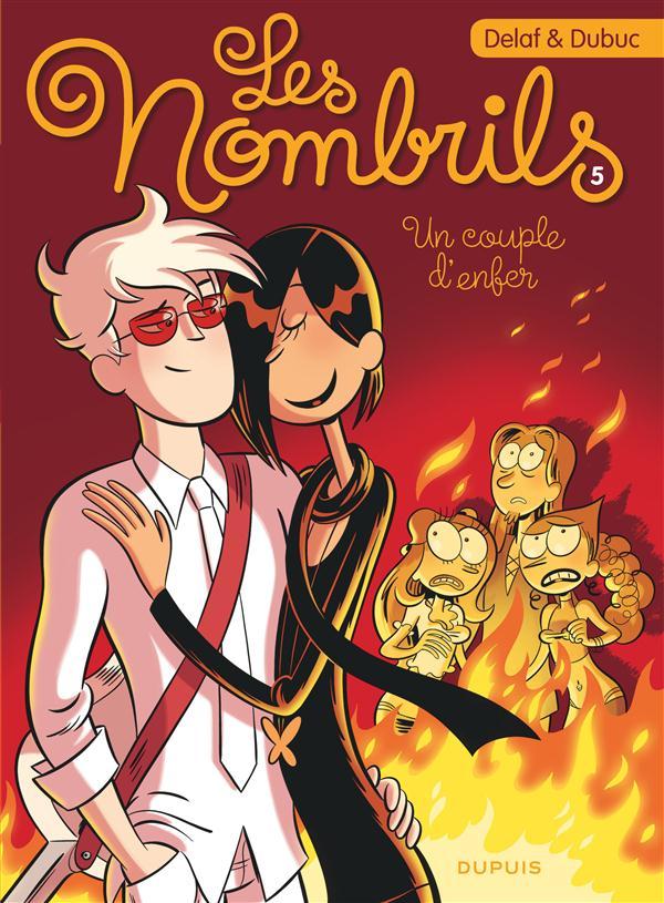 UN COUPLE D'ENFER - LES NOMBRILS - T5