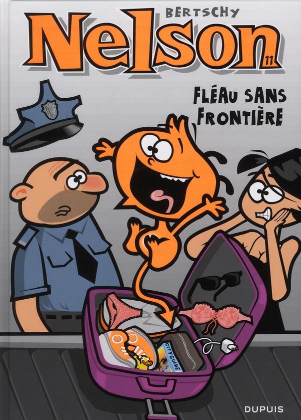FLEAU SANS FRONTIERE 11 - NELSON - T11