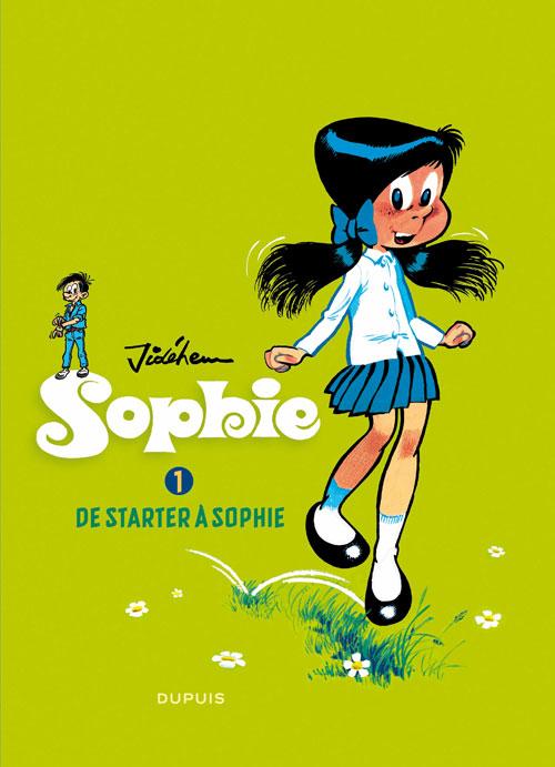DE STARTER A SOPHIE - SOPHIE INTEGRALE - T1