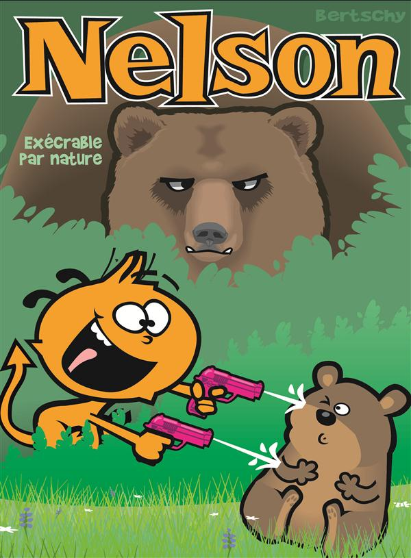 NELSON - T15 - EXECRABLE PAR NATURE