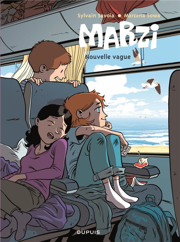 NOUVELLE VAGUE - MARZI - T7