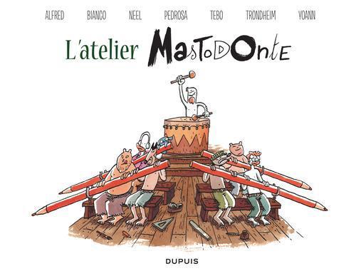 L'ATELIER MASTODONTE T1