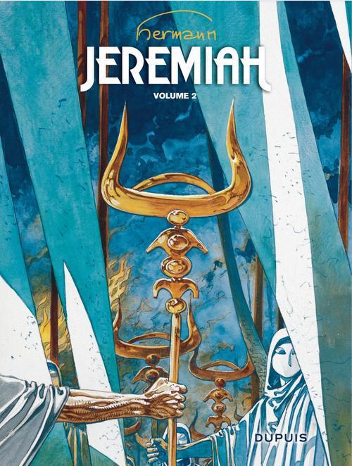 JEREMIAH L'INTEGRALE (PETIT FORMAT) T2 : MAGNUM JEREMIAH - JEREMIAH (INTEGRALE)