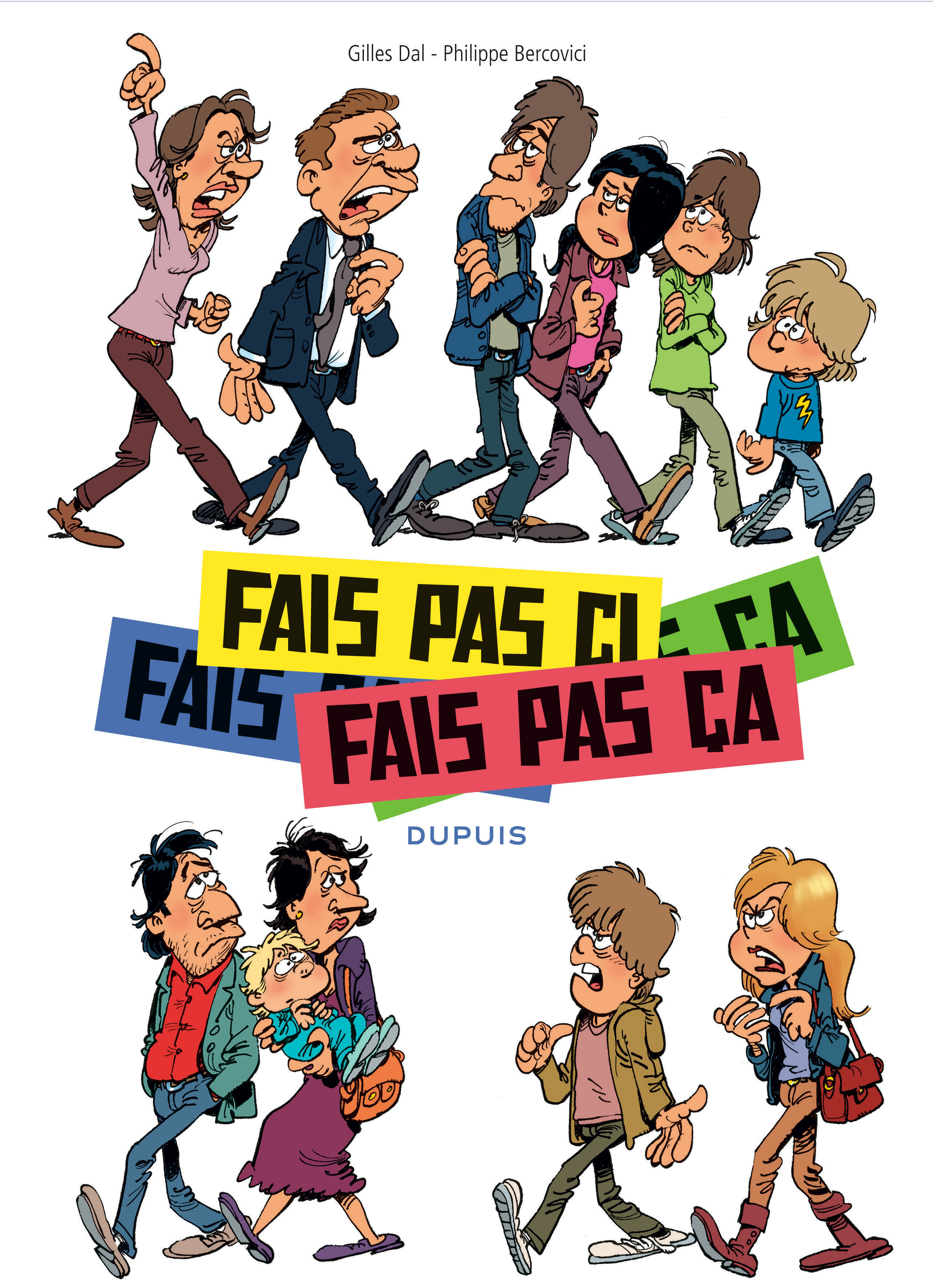 T1 - FAIS PAS CI, FAIS PAS CA
