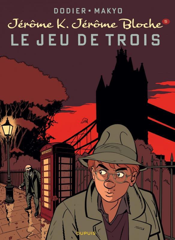 JEROME BLOCHE T5 LE JEU DE TROIS 5 (NOUVELLE MAQUETTE)
