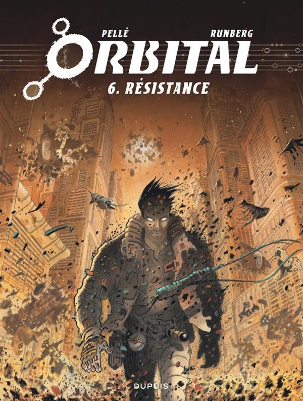 ORBITAL - TOME 6 - RESISTANCE