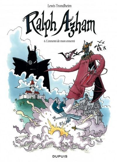 RALPH AZHAM T6 L'ENNEMI DE MON ENNEMI
