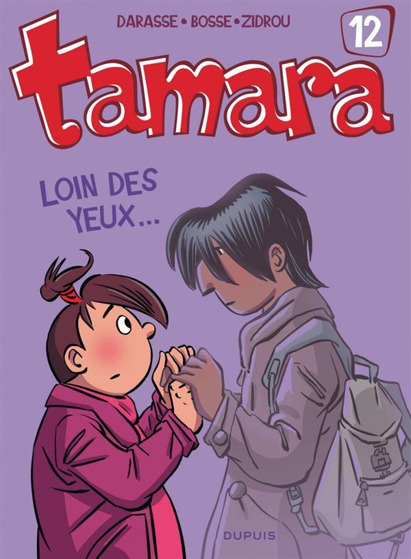 TAMARA T12 LOIN DES YEUX...