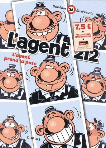 AGENT 212 T25 L'AGENT 212 T25 OPE 75 ANS SPIROU