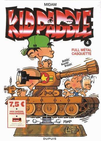 KID PADDLE - KID PADDIE T4 OPE 75 ANS SPIROU