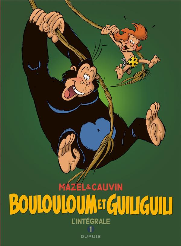 T1 - BOULOULOUM ET GUILIGUILI INTEGRALE 1975-1981