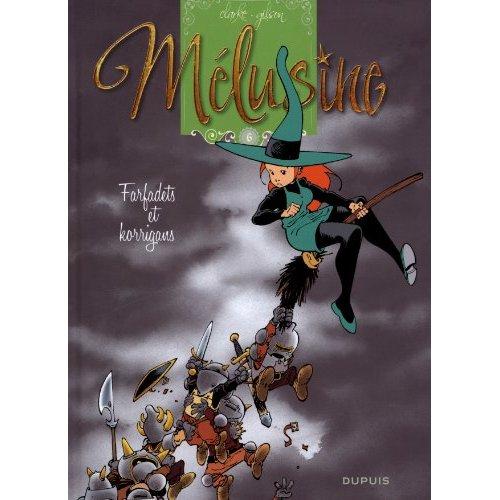 MELUSINE T6 MELUSINE T6 : FARFADETS ET KORRIGANS (REEDITION)