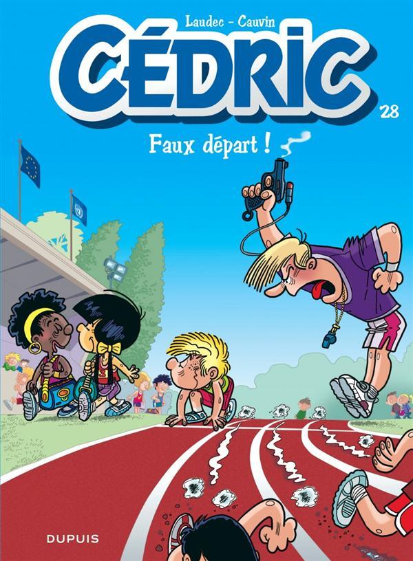 FAUX DEPART ! - CEDRIC - T28