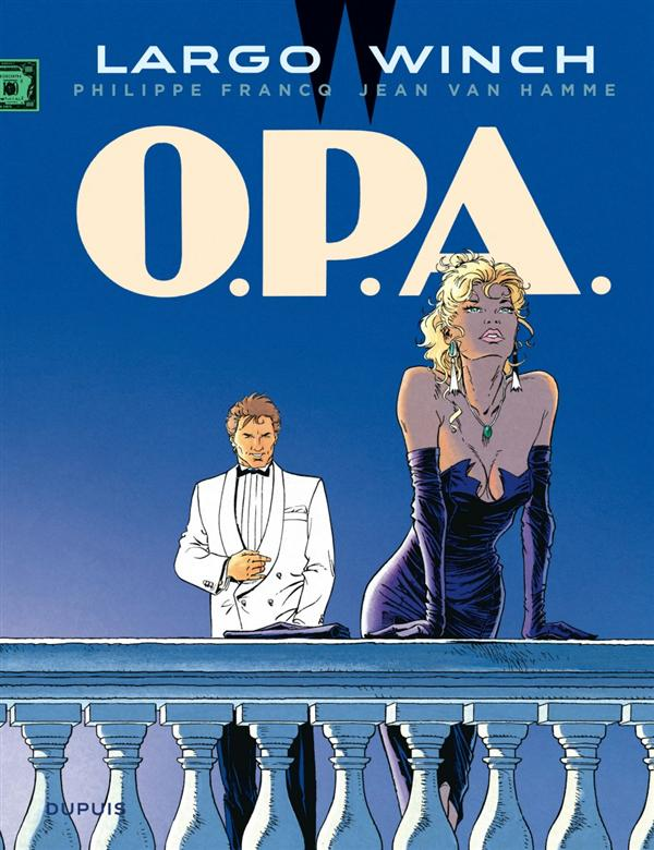 O.P.A. (GRAND FORMAT) - LARGO WINCH - T3