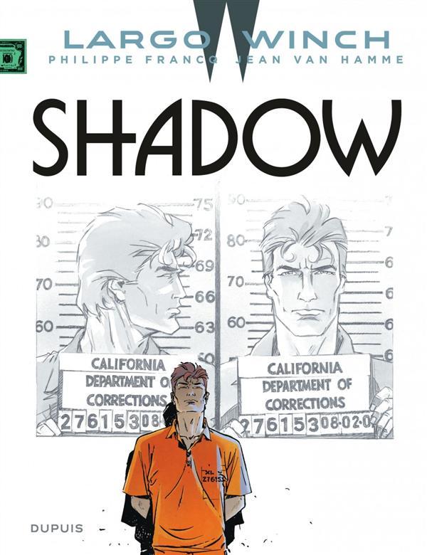 SHADOW (GRAND FORMAT) - LARGO WINCH - T12