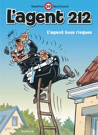 AGENT 212 - T29 - AGENT TOUS RISQUES
