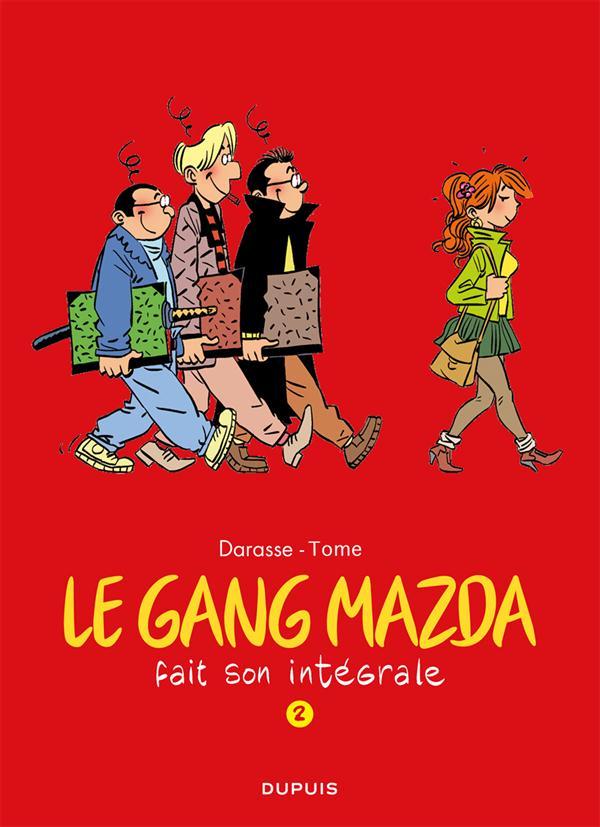GANG MAZDA INTEGRALE 2 - LE GANG MAZDA INTEGRALE - T2
