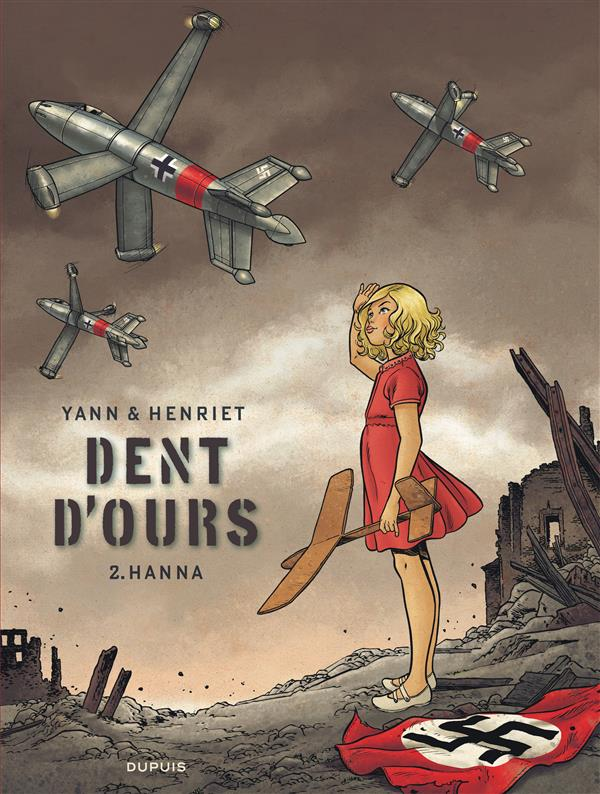 HANNA - DENT D'OURS - T2