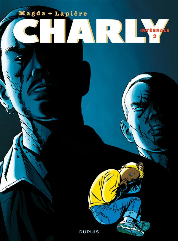 CHARLY (INTEGRALE) - CHARLY - L'INTEGRALE - TOME 2 - CHARLY - L'INTEGRALE - TOME 2  1995-1998