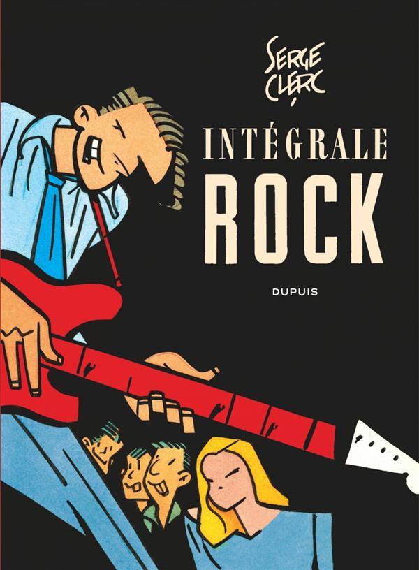 T1 - INTEGRALE ROCK SERGE CLERC