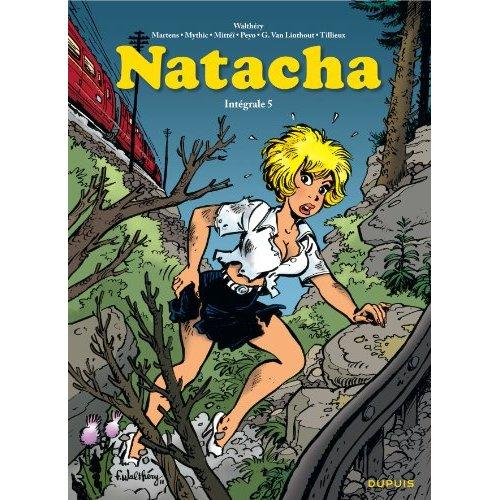 NATACHA - L'INTEGRALE 5 - NATACHA (INTEGRALE) - T5
