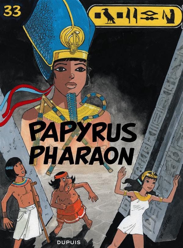 PAPYRUS T33 PAPYRUS PHARAON