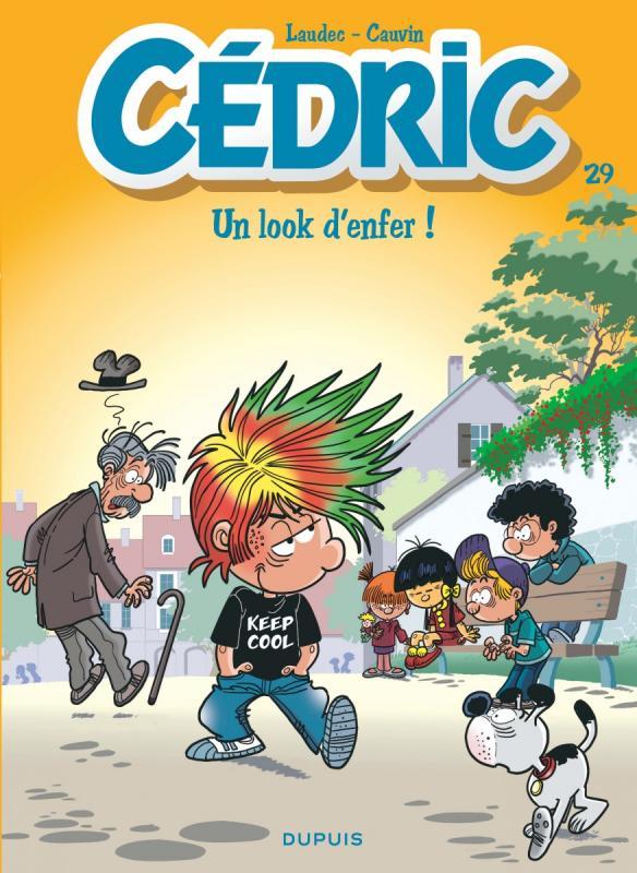 UN LOOK D'ENFER - CEDRIC - T29