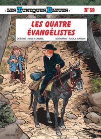 LES TUNIQUES BLEUES - T59 - LES QUATRE EVANGELISTES