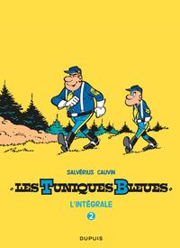 LES TUNIQUES BLEUES INTEGRALE - T2 - TUNIQUES BLEUES SALVERIUS / CAUVIN INTEGRALE 2