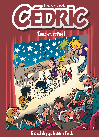 TOUS EN SCENE ! - CEDRIC BEST OF - T7