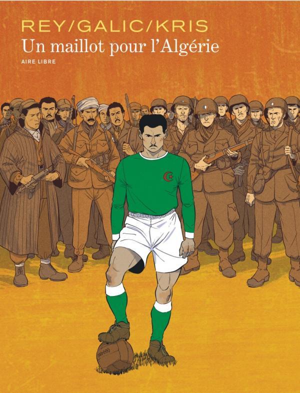 UN MAILLOT POUR L'ALGERIE UN MAILLOT POUR L'ALGERIE