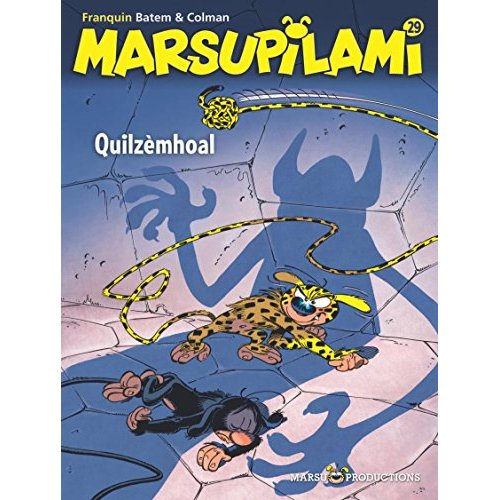 QUILZEMHOAL - MARSUPILAMI - T29
