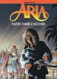 ARIA T37 FAITES TAIRE L'ACCUSEE