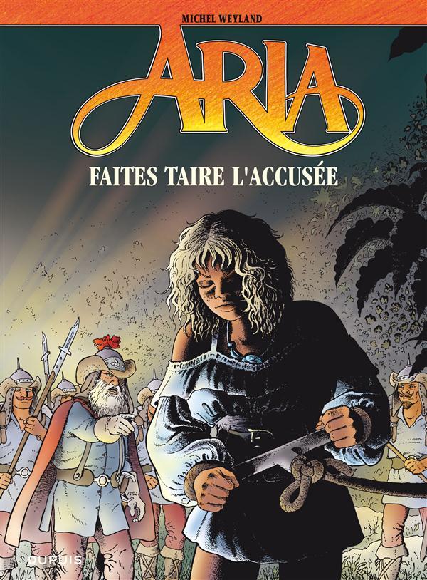 FAITES TAIRE L'ACCUSEE - ARIA - T37