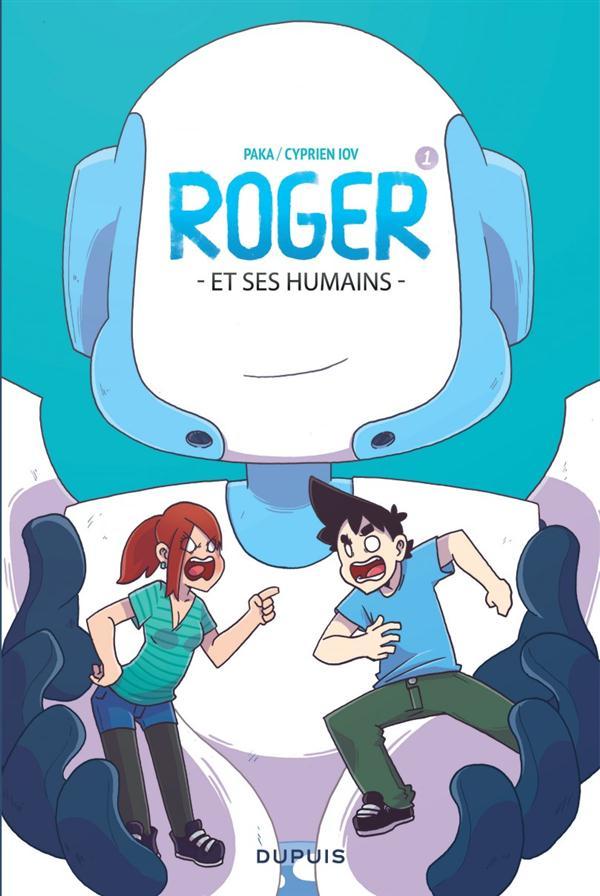 T1 - ROGER ET SES HUMAINS