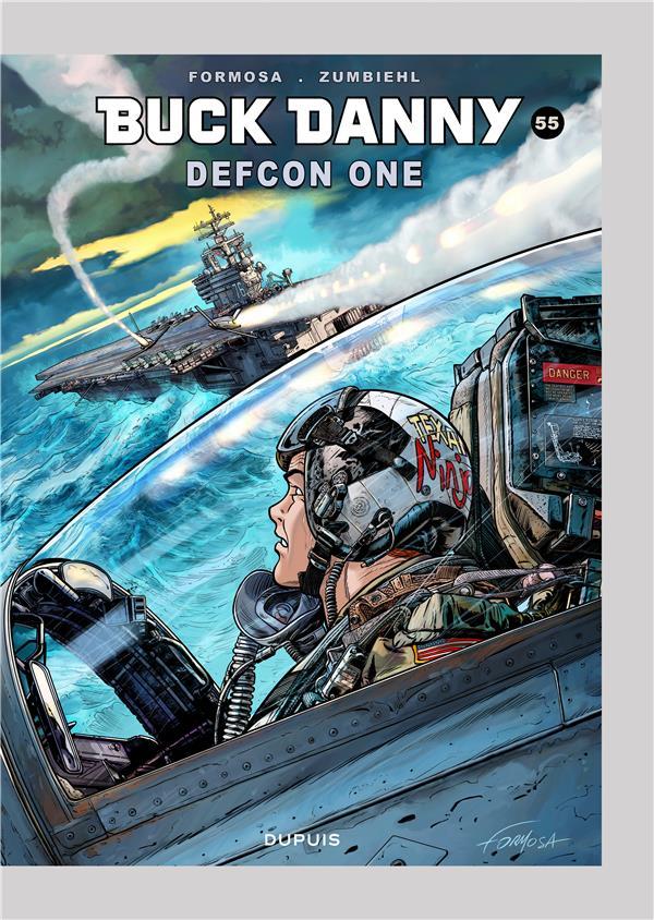 DEFCON ONE - BUCK DANNY - T55